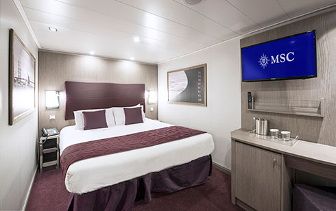 MSC SEA VIEW SV_Interior